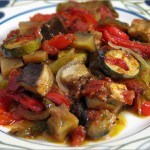 Recept na Ratatouille